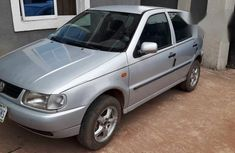 Volkswagen Polo 2002 Silver for sale