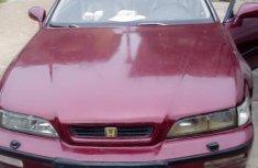 Honda Legend 1995 Red for sale