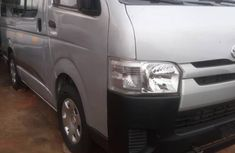 Toyota HiAce 2013 Gray for sale