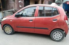 Used MannualHyundai I10 2009 Red for sale