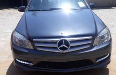 Mercedes Benz C300 4matic 2011 Black for sale