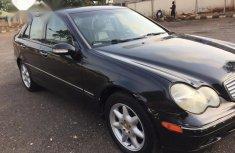 Mercedes C240 2003 Black for sale