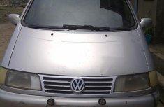 Volkswagen Sharan 2000 Silver for sale