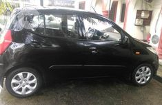 Hyundai i10 2013 Black for sale