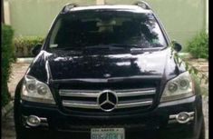 Very Clean Mercedes Benz GL450 2006 Black for sale