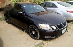 Clean Used Lexus Gs430 2006 Black for sale