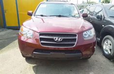 Almost brand new Hyundai Santa Fe2007 for sale