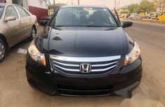 New Honda Accord 2012 Sedan EX-L Black for sale