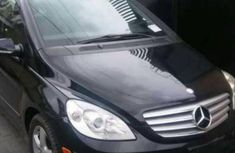 Mercedes-Benz 200 2008 Black for sale