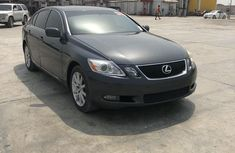 Lexus GS 300 AWD 2006  Gray for sale