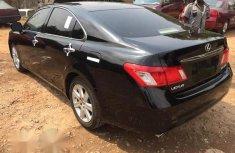 Lexus ES 2010 350 Black for sale