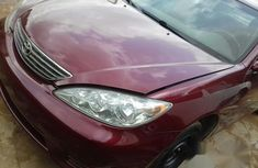 Toyota Camry 2005 2.4 XLE Red for sale