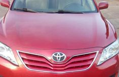Toyota Camry 2011 Red for sale