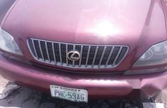 Lexus RX 2003 Red for sale