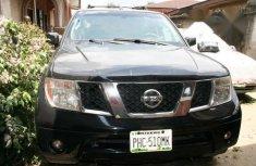 Nissan Parthfinder 2006 Black for sale