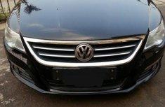 Volkswagen CC 2012 Black for sale