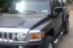 Hummer H3 2008 Black for sale