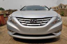 Hyundai Sonata 2011 Silver for sale