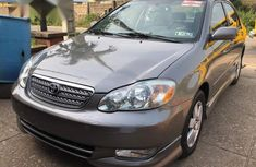 Toyota Corolla 2002 Gray for sale
