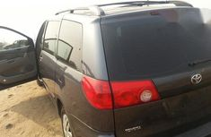 Toyota Sienna 2008 Black for sale