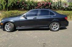 Mercedes-Benz C350 2012 Blue for sale