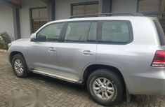 Toyota Land Cruiser 2010 Silver for sale