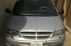 Chrysler Voyager Automatic 2001 Silver for sale