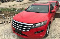 Honda Accord CrossTour 2010 EX-L AWD Red for sale