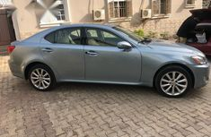 Tokunbo Lexus IS 250 2009 Blue For Sale