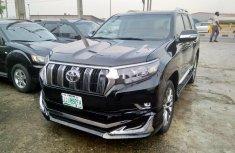 Almost brand new Toyota Land Cruiser Prado 2014 for sale