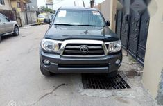 Toyota Tacoma 2008 4x4 Double Cab Gray for sale