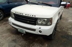 Land Rover Range Rover Sport 2009 HSE 4x4 (4.4L 8cyl 6A) White for sale