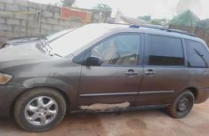 Mazda MPV 2000 Gray for sale