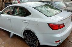 Lexus IS 2007 White for sale
