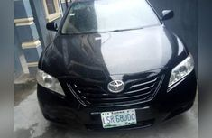 Toyota Camry 2008 Black for sale