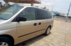Honda Odyssey 2001 Gold for sale