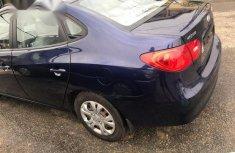 Hyundai Elantra 2009 Blue for sale