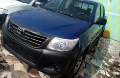 Toyota Hilux 2013 Blue for sale
