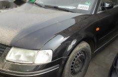 Volkswagen Passat Wagon 1999 Black for sale