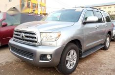 Toyota Sequoia 2008 Silver for sale