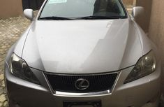 Tokunbo Lexus IS250 2006 Silver for sale