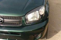 Toyota Rav4 2005 Green for sale
