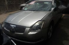 Nissan Maxima 2006 SL Silver for sale