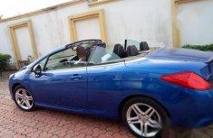 Peugeot 308 2010 Blue for sale