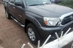 Toyota Tacoma 2012 Double Cab V6 Automatic Gray for sale