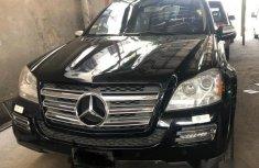 Mercedes-Benz GL550 2010 Black for sale