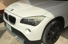 BMW X1 2011 White for sale