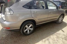 Lexus RX 330 2006 Gray for sale