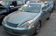 Lexus ES 2003 Green for sale