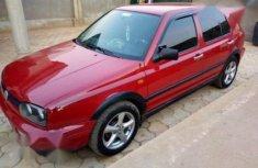 Volkswagen Golf 1996 Red for sale